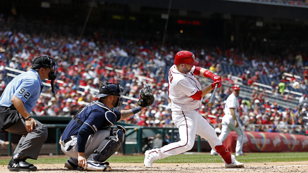 Red-hot Nationals turn attention to Pirates