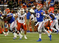 Florida QB Franks (ankle) likely out for season