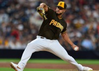 Padres welcome Rays for rare showdown