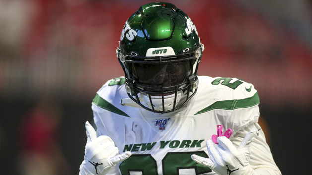 Jets RB Bell won't play in preseason