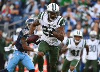 Jets CB Johnson (hamstring) sidelined indefinitely