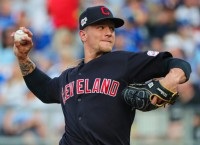 Indians look to maintain momentum against Red Sox
