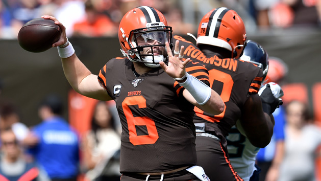 Simon's Tip Sheet: Look for Browns to rebound