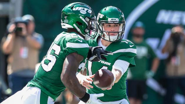 Darnold out, Bell hurt as Jets prep for Browns