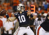 No. 7 Auburn finds rhythm in win over Mississippi St.
