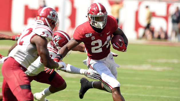 No. 2 Alabama opens SEC play at South Carolina