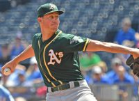 Wild-card-leading A's set sights on Rangers