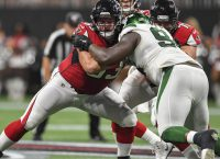 Report: Falcons rookie Lindstrom may have broken foot