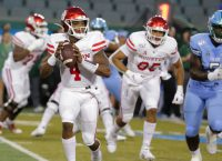 Houston QB King to sit out rest of year, take redshirt