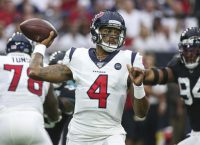 Texans aim to keep Watson upright vs. Chargers