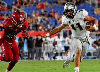 No. 17 UCF weighs QB options as Stanford visits