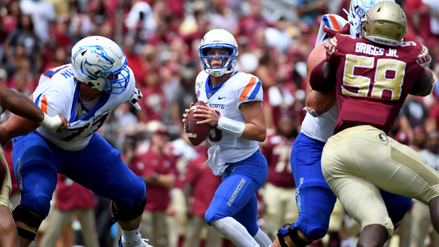 Boise State looks to hold off confident Air Force