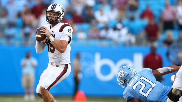 South Carolina's Bentley (foot) to miss rest of season