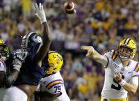 No. 9 Texas hosts No. 6 LSU in early-season battle