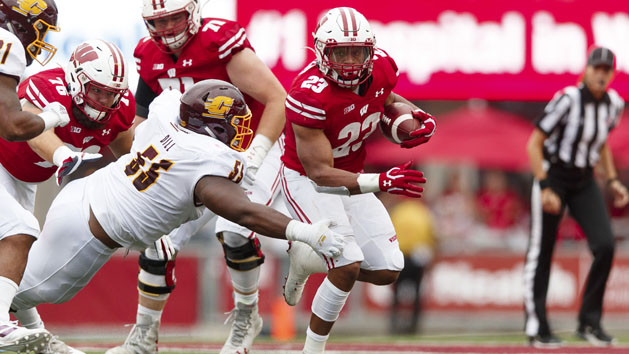 Wisconsin RB Taylor declares for draft