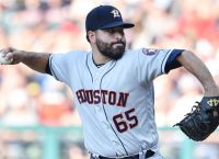 Astros, A's square off after exchanging blowouts