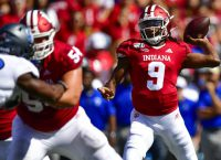 Indiana QB Penix a game-time decision for Ohio State
