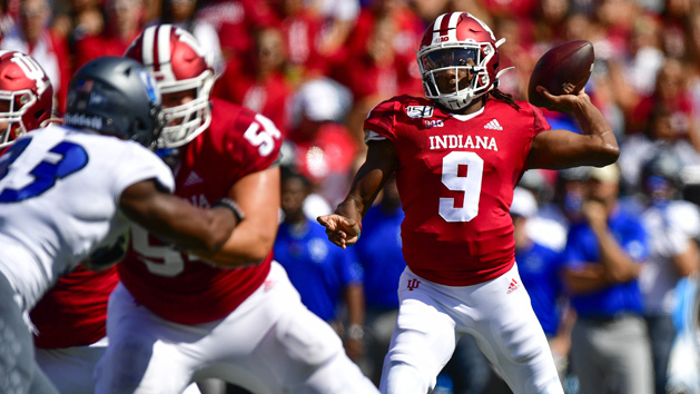 No. 12 Indiana looks to rebound against Terrapins