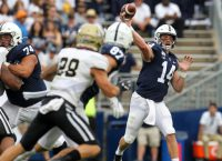 No. 15 Penn State rolls into meeting with Buffalo