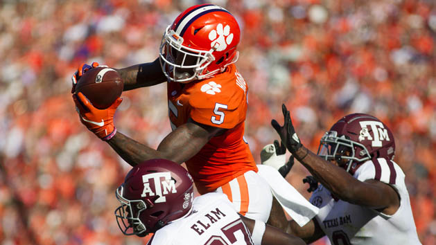 No. 1 Clemson wary of ACC rival Syracuse