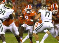 UNC tries to set up roadblock for No. 1 Clemson