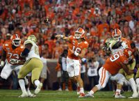 No. 1 Clemson braces for visit from No. 12 Texas A&M