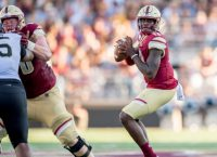 Report: Former BC QB Brown transferring to Oregon