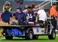 UVA's Hall undergoes season-ending ankle surgery