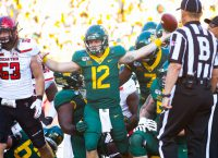 No. 12 Baylor staying focused as West Virginia visits