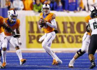 QB Cord to lead No. 14 Boise State at BYU