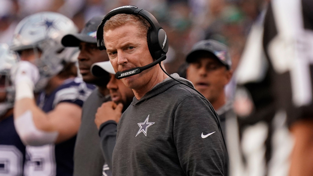 Report: Garrett gone in Dallas