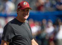 Redskins fire Gruden after 0-5 start