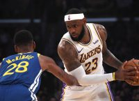 Lakers, Clippers clash in explosive season opener