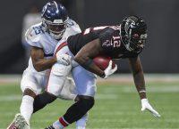 Patriots acquire Falcons WR Sanu