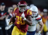 USC running back Stepp (ankle) to miss 3-5 weeks