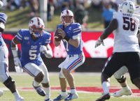 No. 16 SMU carries momentum into Houston