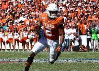 No. 15 Texas moves ahead, focuses on Kansas