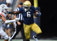 Kelly hyped for No. 9 Notre Dame's battle vs. USC