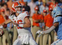 No. 3 Clemson, No. 23 Virginia battle for ACC title