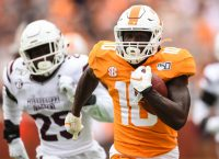 Guarantano to Byrd Seals Upset for Tennessee
