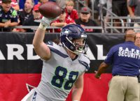 Seahawks activate DT Reed, place TE Dissly on IR