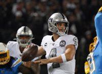 Raiders host Ravens in Monday night showdown