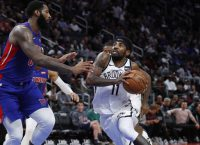 Nets G Irving (shoulder) hopes to avoid surgery