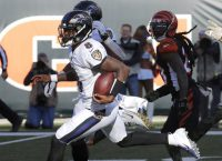 Jackson, Ravens look to find offense vs. Bengals