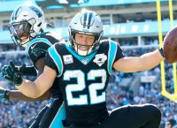 Panthers' Rhule: McCaffrey (shoulder) week-to-week