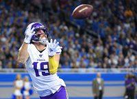 Vikings WR Thielen ruled out vs. Seahawks