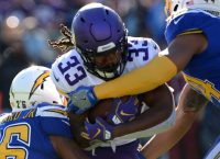 Vikings officially rule out Cook vs. Packers