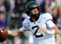 Doege to Esdale Wins for West Virginia, Sinks TCU