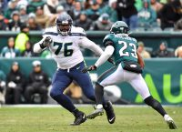 Seahawks LT Brown to sit out vs. Cardinals