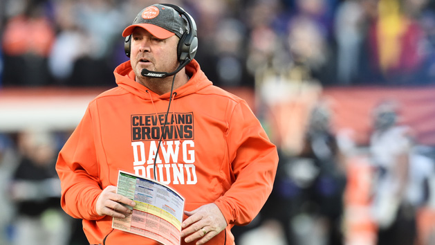 Browns fire Kitchens after 6-10 finish